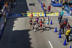 BAA Invitational Miles, Professional Men's Mile race,