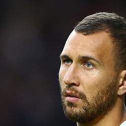 LONDON, ENGLAND - OCTOBER 18: Quade Cooper of Australia during the Rugby World Cup Quarter Final match between Australia v Scotland at Twickenham Stadium on October 18, 2015 in London, England. (Photo by Steve Haag)