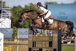 Van Der Velde Noelle, NED, Zamora<br /> Nederlands Kampioenschap Springen<br /> De Peelbergen - Kronenberg 2020<br /> © Hippo Foto - Dirk Caremans<br />  06/08/2020