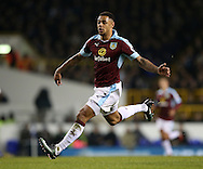 Burnley's Andre Gray in action during the Premier League match at White Hart Lane Stadium, London. Picture date December 18th, 2016 Pic David Klein/Sportimage