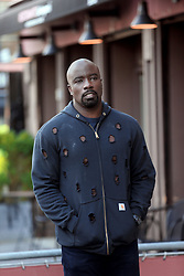 "EXCLUSIVE: Mike Colter reprises the title role of ""Luke Cage"" season 2. 20 Nov 2017 Pictured: Mike Colter. Photo credit: SteveSands/NewYorkNewswire/MEGA TheMegaAgency.com +1 888 505 6342"