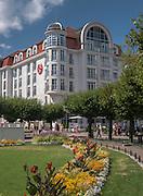 Sofitel Grand Sopot - pięciogwiazdkowy hotel w Sopocie