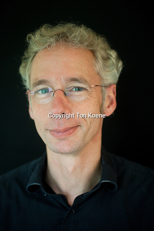 Dutch writer Tjibbe Veldkamp