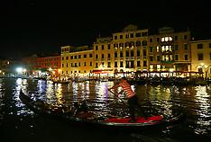 Italy - Venice By Night - 15 Sep 2016