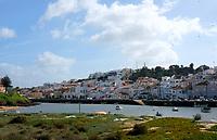 ferragudo Portugal during lockdown 2021 photo by Dawn Fletcher-Park                      ,