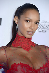 Model Lais Ribeiro attends Sports Illustrated Swimsuit 2017 NYC launch event at Center415 Event Space on February 16, 2017 in New York City, NY, USA. Photo by Dennis Van Tine/ABACAPRESS.COM