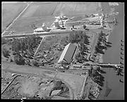 "Ackroyd 15540-05 Port of Portland. Aerials at Rivergate. August 30, 1968"""