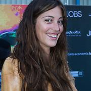 NLD/Amsterdam/20130903 - Filmpremiere Jobs , Nadia Palesa