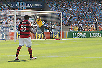 20111030: PORTO ALEGRE, BRAZIL - Football match between Gremio and  Flamengo teams held at the Sao januario. In picture Felipe, goalkeeper<br />