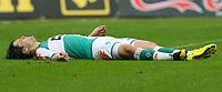 Fotball<br /> Bundesliga Tyskland<br /> 12.05.2007<br /> Foto: Witters/Digitalsport<br /> NORWAY ONLY<br /> <br /> Enttaeuschung Diego Werder<br /> Bundesliga SV Werder Bremen - Eintracht Frankfurt 1:2