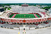 The Indiana Hoosiers Memorial Stadium is the tenth largest stadium in the Big Ten Conference, with a capacity of 52,626. It was built in 1960.