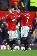 Manchester United v Norwich City 020313