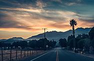 El Roblar Road, in Miners Oaks.