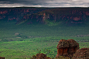 Chapada dos Guimaraes_MT, Brasil...Imagens do Parque Nacional da Chapada dos Guimaraes no Estado do Mato Grosso. Na foto Vale dos Dinossauros...The Chapada dos Guimaraes National Park  is a national park in the Brazilian state of Mato Grosso. In this photo Vale dos Dinossauros...Foto: JOAO MARCOS ROSA / NITRO..