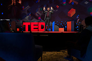 Michael Tubbs speaks at TED2019: Bigger Than Us. April 15 - 19, 2019, Vancouver, BC, Canada. Photo: Bret Hartman / TED
