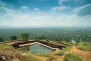 Sigiriya Rock Fortress, Sigiriya, Central Province, Sri Lanka