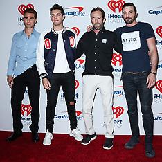 2018 iHeartRadio Music Festival - Night 2 – Press Room 23 Sep 2018