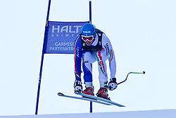 14.02.2011, Kandahar, Garmisch Partenkirchen, GER, FIS Alpin Ski WM 2011, GAP, Herren, Super Combination, im Bild Christof Innerhofer (ITA) // Christof Innerhofer (ITA)  during Supercombi Men Fis Alpine Ski World Championships in Garmisch Partenkirchen, Germany on 14/2/2011. EXPA Pictures © 2011, PhotoCredit: EXPA/ J. Groder