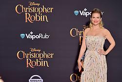 July 30, 2018 - Burbank, Kalifornien, USA - Hayley Atwell bei der Premiere des Kinofilms 'Christopher Robin' in den Walt Disney Studios. Burbank, 30.07.2018 (Credit Image: © Future-Image via ZUMA Press)