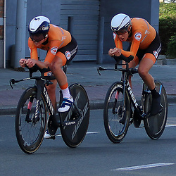BRUGGE (BEL): CYCLING: SEPTEMBER 22th:<br /> Annemiek van Vleuten, Ellen van Dijk