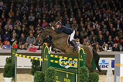 Mc Entee Patrick (BEL) - Ever Mury Marais Z<br /> CSI-W Mechelen 2009<br /> Photo © Dirk Caremans