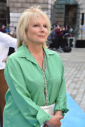 Jennifer Saunders at the Royal Academy Of Arts Summer Exhibition Preview Party 2018 held at The Royal Academy, Burlington House, Piccadilly, London, England. 06 June 2018.