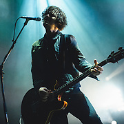 Peter Hayes/Black Rebel Motorcycle Club performing live at The Masonic concert venue in San Francisco, CA on October 22, 2016