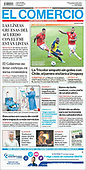 September 07, 2021 - LATIN AMERICA: Front-page: Today's Newspapers In Latin America