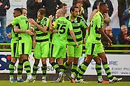 Forest Green Rovers v Dagenham and Redbridge 291016