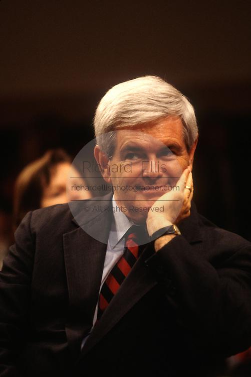 WASHINGTON, DC - June 23:  Newt Gingrich attends an event  in Washington, DC. June 23, 1997  (Photo RIchard Ellis)