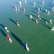 tour de Ré 2019 avec 250 bateaux