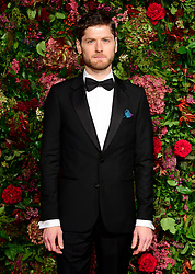 Kyle Soller attending the Evening Standard Theatre Awards 2018 at the Theatre Royal, Drury Lane in Covent Garden, London
