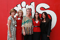 20 August 2009: Lisa Sacquety, Marjorie Manning, Emilie Shiner, Rachel Wessberg and Gena Reed Women for Girls Y.E.S.S. Luncheon for Girls Inc of Orange County, CA.  Youth Empowerment Self-Sufficiency is offered to girls ages 9-12. This years theme is Hip-Hop-City where the girls learned how to open their own business in a mini-society setting on campus.  Images are for internal, personal and PR use only. ALL PRINTED MATERIALS MUST HAVE PHOTO CREDIT (photo courtesy of ©ShellyCastellano.com) or publication will be billed.  NO  MODEL NO PROPERTY RELEASES AVAILABLE.