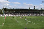 General view of Rotorua Stadium in the NRL Trial, Vodafone Warriors v Wests Tigers, Rotorua Stadium, Rotorua, Sunday, March 01, 2020. Copyright photo: Kerry Marshall / www.photosport.nz