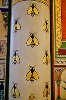 France, Pyrénées-Atlantiques (64), Pays-Basque, Biarritz, chapelle Impériale construite en 1864 par l'architecte Boeswillwald et dédiée à Notre-Dame-de-Guadalupe // France, Pyrénées-Atlantiques (64), Biarritz, Imperial Chapel of Notre-Dame-de-Guadalupe