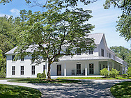 Connecticut house. Architect: Platt Dana