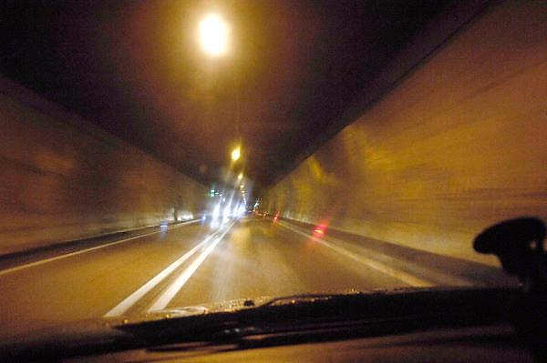 Oostenrijk, 12-6-2011Een van de vele tunnels in de verbinding tussen Nederland en Kroatie.Foto: Flip Franssen/Hollandse Hoogte