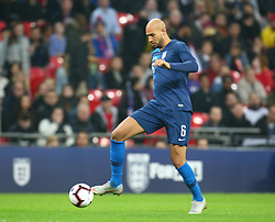 November 15, 2018 - London, United Kingdom - John Brooks of USA  in Action.during the friendly soccer match between England and USA at the Wembley Stadium in London, England, on 15 November 2018. (Credit Image: © Action Foto Sport/NurPhoto via ZUMA Press)