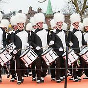 NLD/Amsterdam /20130413 - Heropening Rijksmuseum 2013 door Koningin Beatrix,