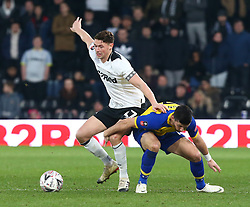 January 5, 2019 - Derby, England, United Kingdom - Derby, England - 05 January, 2019.Derby County's George Evans.during FA Cup 3rd Round between Derby County  and Southampton at Pride Park stadium , Derby, England on 05 Jan 2019. (Credit Image: © Action Foto Sport/NurPhoto via ZUMA Press)