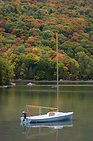 Sailboat Willoughby Lake Vermont
