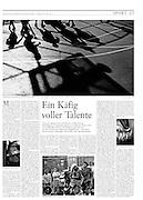 FRANKFURTER ALLGEMEINE SONNTAGSZEITUNG - AUGUST 1st 2010 - GERMANY