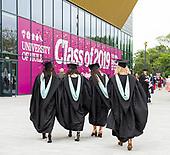 University of Hull - Tuesday Graduation Ceremonies 2019