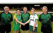 Meath v Offaly - All-Ireland Camogie Junior Championship Semi-Final 2009