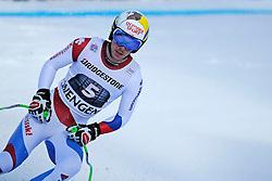 17.01.2014, Lauberhorn, Wengen, SUI, FIS Weltcup Ski Alpin, Wengen, Super Kombination, Herren, Super G, im Bild Carlo Janka (SUI) enttaeuscht im Ziel // reacts in the finish area after his Super-G run of the mens Super Combined of the Wengen FIS Ski Alpine World Cup at the Lauberhorn course in Wengen, Switzerland on 2014/01/17. EXPA Pictures © 2014, PhotoCredit: EXPA/ Freshfocus/ Urs Lindt<br /> <br /> *****ATTENTION - for AUT, SLO, CRO, SRB, BIH, MAZ only*****