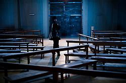 IL VILLAGGIO DI CARTONE.REGIA ERMANNO OLMI.BARI 11 NOVEMBRE 2010.