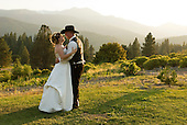 Erica & Jeremy: Mount Shasta Wedding