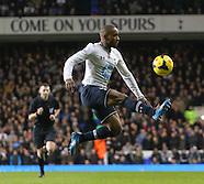 Tottenham Hotspur v Crystal Palace 110114