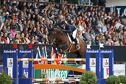 De Ponnat Aymeric, (FRA), Armitages Boy<br /> Furusiyya FEI Nations Cup™ presented by Longines<br /> CHIO Rotterdam 2015<br /> © Hippo Foto - Dirk Caremans<br /> 19/06/15