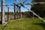 Sztutowo. Dawny obóz koncentracyjny KL Stutthof